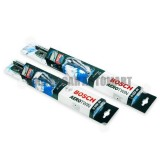 Bosch Aerotwin Plus Wiper Blade With Innovative Adapter System For Audi A3 Sportback (8PA) Yr2004 - 19inch / 24inch